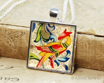Learn How to Make Resin Jewelry. Create 5 Resin Pendants with Gorgeous Chiyogami Papers with Luxe Resin. Annie Howes.