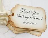 100 Wedding Escort Cards - Wedding Place Cards - Wedding Seating Cards - Wedding Favor Tags