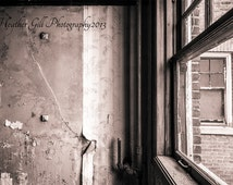 Out My Window - Fine Art Photography by Heather Gill