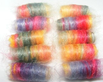 We've noticed those Friday beads. They get the tweets every Friday. Let's face it. We're jealous. fiber bead, tube bead, barrel bead, loose
