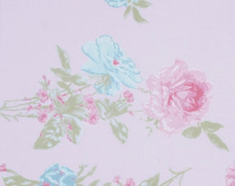 """Passion in Petal Pink from Annette Tatum's line """"Vintage"""", yard"""