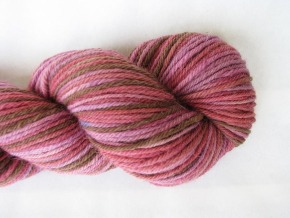 Knitcircus Grand Parade DK USA Made Alpaca Merino Double Knitting Weight Yarn Color: soft twilight