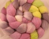 Merino Hand Painted Wool Roving - Eleanor