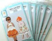 10 Pack ... Closing Out My Paper Patterns ... Jona G sewing pattern ....Edith Twirl Skirt.....paper pattern...Size 2-10