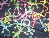 Lizard  Soaps   10 soaps Reptile Party soaps