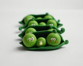 Custom Order: Peas in a Pod with a Baby on the Way