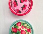 Ceramic Latte Bowl Pincushion