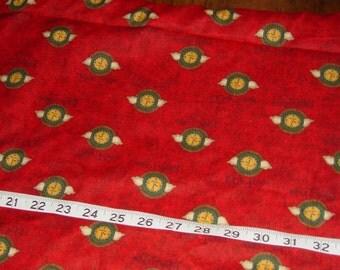 Time Flies Debbie Mumm Fabric - 2 yards