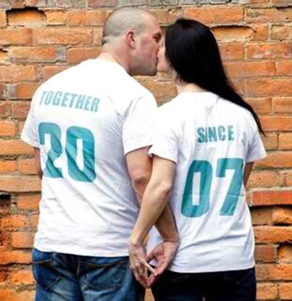 Newlywed Couples T Shirts Anniversary Wedding Gift Idea