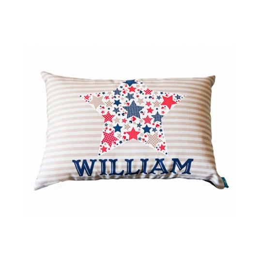 Star Personalised Cushion