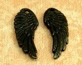 Black Wing, Tierracast, 2 Pieces TMB12
