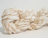 Handspun Yarn - Ambrosia Flame - 62 yards Super Bulky Weight