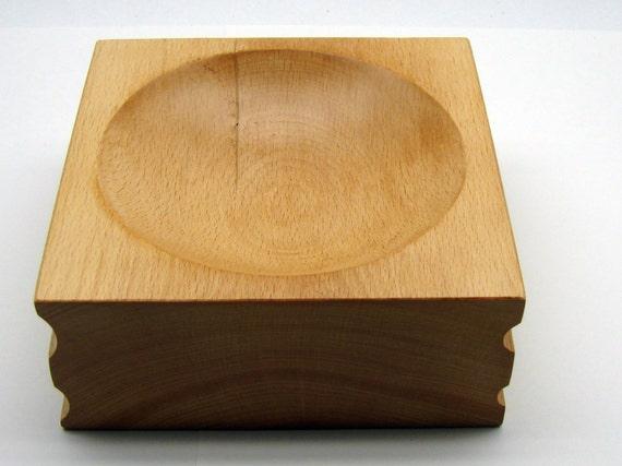 Big Wood Blocks ~ Large wood dapping block