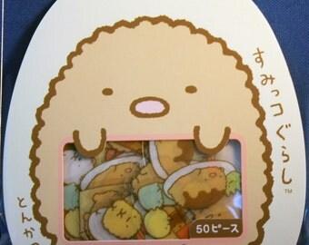 San-X Sumikkosurashi Sticker Sack C