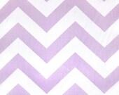 """20"""" table square  LAVENDER chevron Zigzag lavender lilac and white zig zag  Chevron Wedding Bridal"""