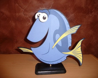 Dori (finding Nemo) Centerpiece