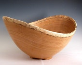 Hand Crafted Wood Bowls Hats Turned On A Lathe By