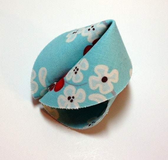https://www.etsy.com/listing/159855259/turquoise-and-red-fabric-fortune-cookie