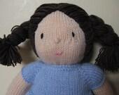 PDF Knitting Pattern - Anna-Beth