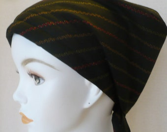 Classic Cancer Hat Chemo Scarf Head Wrap Alopecia Turban Headcovering Bad Hair Day