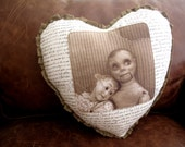 Marionette photo pillow