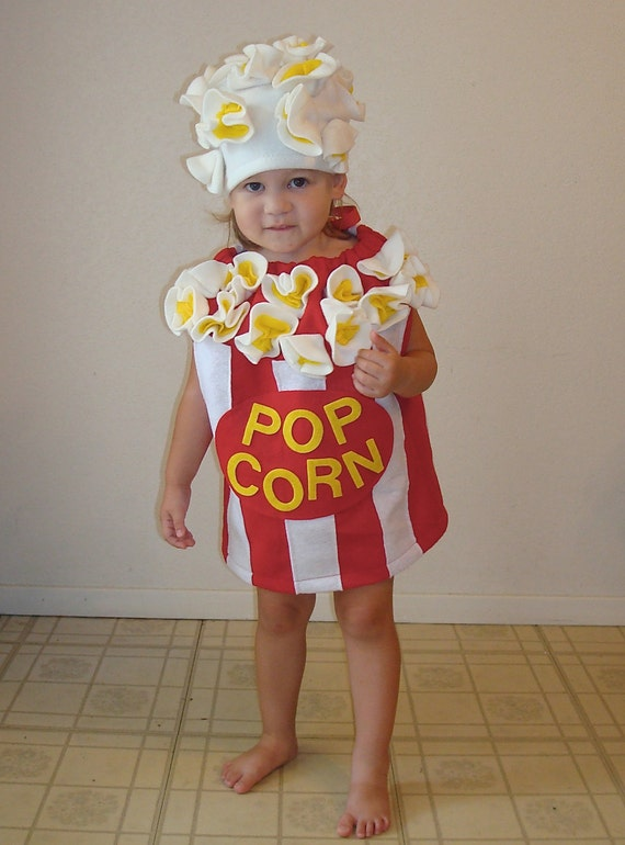baby popcorn costume toddler newborn halloween costume photo prop cute costume funny halloween costume kids costume infant costume boys - Halloween Costumes For A 2 Year Old Boy