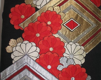 Beautiful Maiko Silk Obi Sash