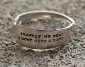 frankly my dear
