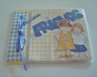 Friends Scrapbook Album