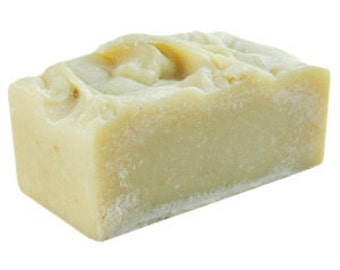 Goat Milk Soap Shampoo Bar- Unscented