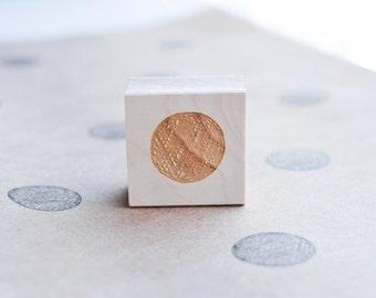 Dot Rubber Stamp - DIY Stamp