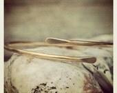 Solid 14k Yellow Gold Bonnie Bracelet