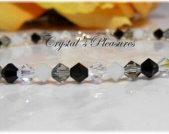 STORM  Swarovski Crystal Bracelet  PICK Your Size