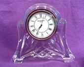 ON SALE was 75.00 Vintage Waterford Clock