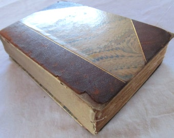 antique book LITTLE JOURNEYS To the Homes of American Statesmen by Elbert Hubbard (1898)