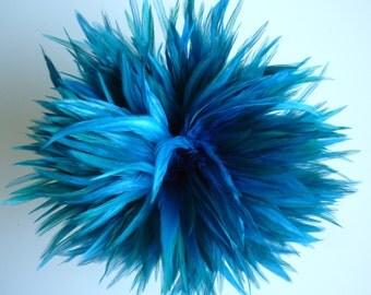 VOGUE  COQUE SADDLE /  Peacock Blue / 477