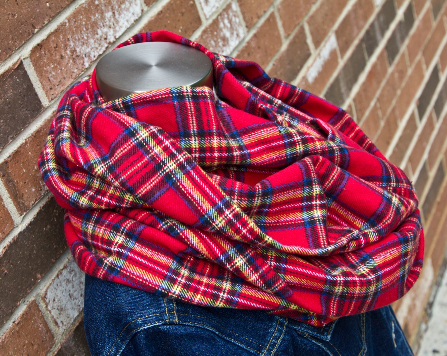 Scarfand's Plaid & Tartan Winter Infinity Scarf Wraps Shop Best Sellers· Deals of the Day· Fast Shipping· Read Ratings & Reviews.
