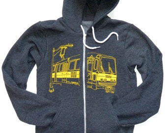 Muni Train Sweatshirt / Hoodie