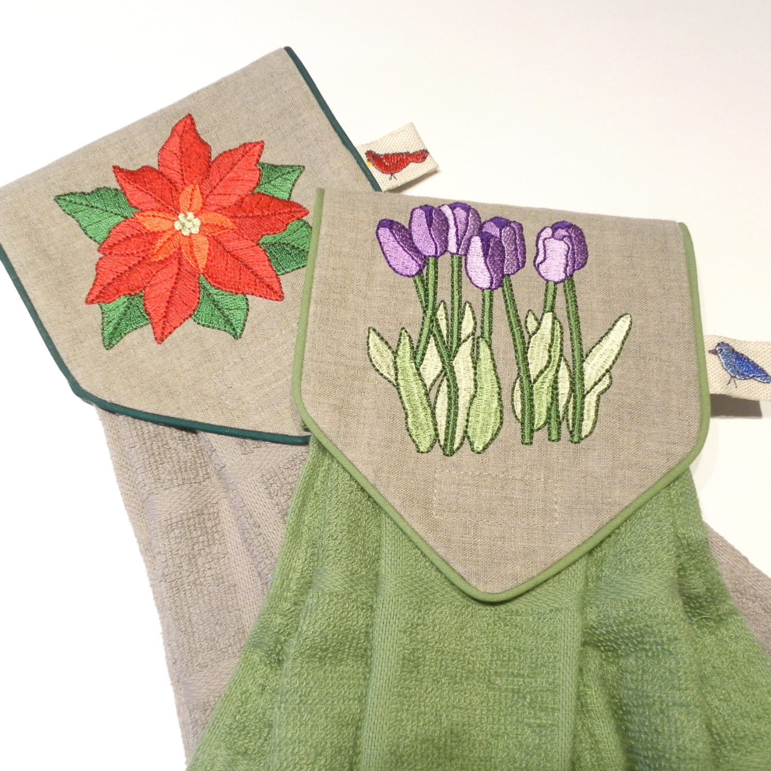 Flowers in bloom machine embroidery designs sc d and towel