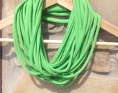 Green Stevie Cotton necklace