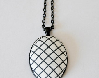 SALE!! Prices reduced up to 50% - modern vintage fabric pendant