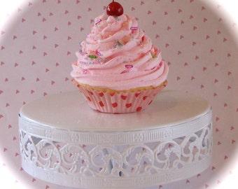 "Fake Cupcake ""Retro Polka Dot"" Collection Your Choice Polka Dot Liner Fab Home Decor, Photo Props"