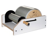 Drum Carders, Drum Carder, Louet Drum Carder, The New Louet XL Standard Drum Carder Brand New and Ready For Fun