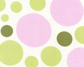1 yard of  Celery Dream Dot by Heather Bailey