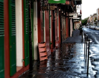 Pat O'Brien's - Fine Art Print - New Orleans