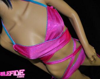 Custom Vividox Reversible Bikini