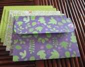 "American Girl Envelope and Stationery ""all in one"""