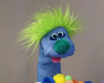 Sammy Sockett Classic Sock Puppet