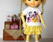 A184 - Lati Yellow / pukifee T-shirt