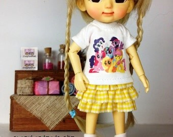 A184 - Lati Yellow / pukifee T-shirt